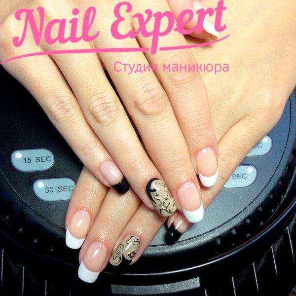 Литье на ногтях студия Nail Expert