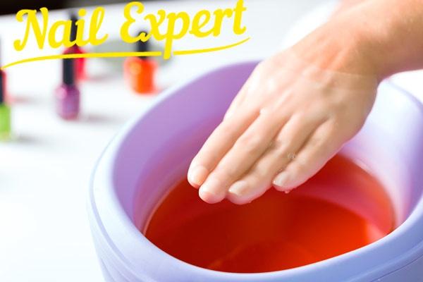 Парафинотерапия в студии Nail Expert