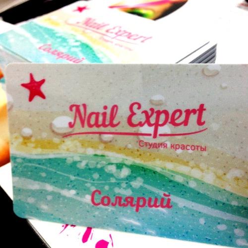 Абонемент в солярии в студии Nail Expert