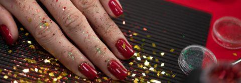 Долговременное покрытие ногтей гелем